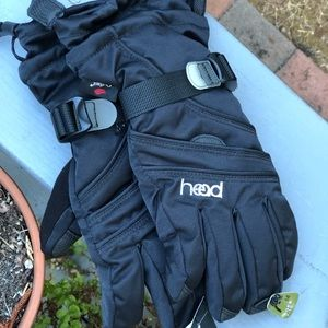 NWT HEAD Snowboard/Ski/Snow Gloves